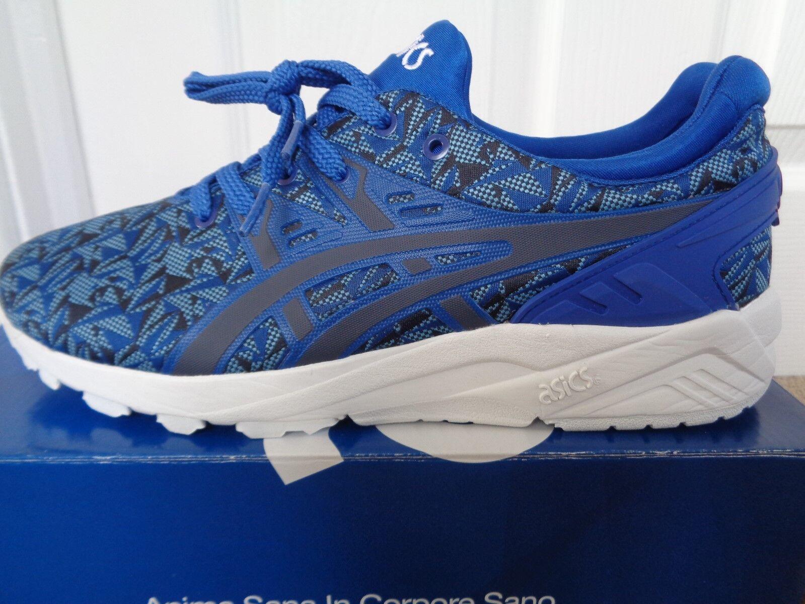 Asics Gel Kayano EVO H621N 4950 trainers sneaker uk 7 eu 41.5 us 8 NEW + BOX
