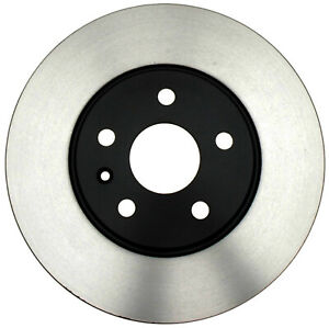 Disc Brake Rotor-Non-Coated Front ACDelco Advantage fits 08-14 Cadillac CTS