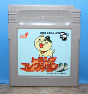 Trump Collection GB Nintendo Gameboy Japanese Import Version Cartridge Only 1997