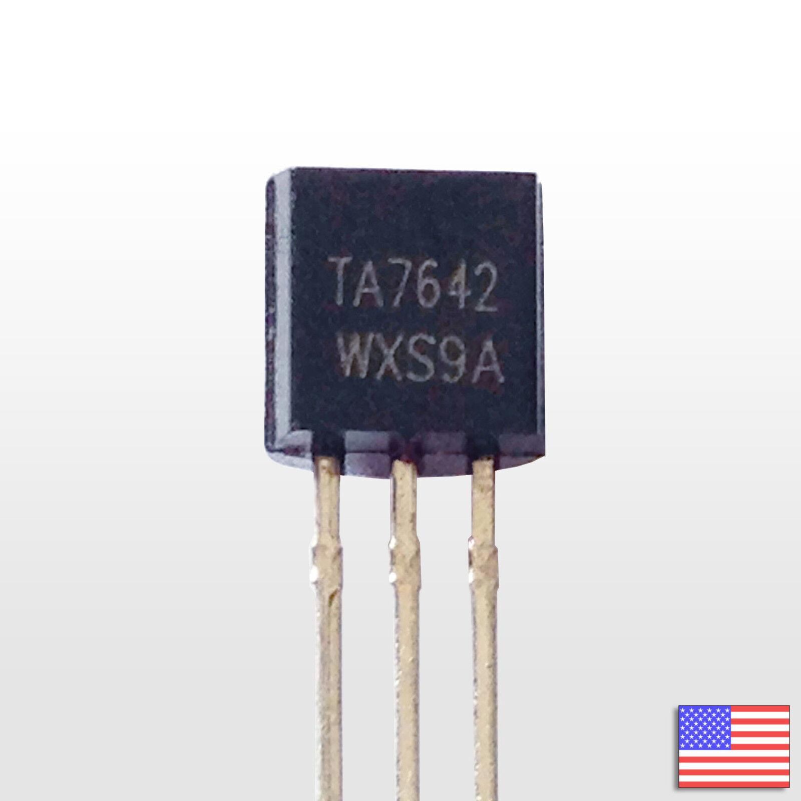200PCS TA7642 Nuevo y Original Único Chip AM Radio TO-92 IC