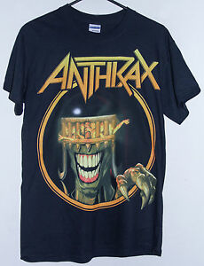 ANTHRAX-2013-DEATH-DOWN-UNDER-AUSTRALIAN-TOUR-T-SHIRT-SIZE-SMALL
