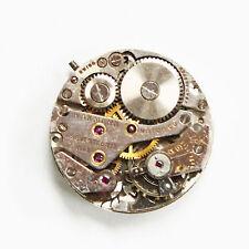 Genuine Vintage Wakmann Swiss Cal. Model WOG 17 Jewels Mechanical Watch Movement