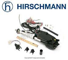 NEW Mercedes W124 W126 R129 W140 W210 Power Antenna with Chrome Mast Hirschman