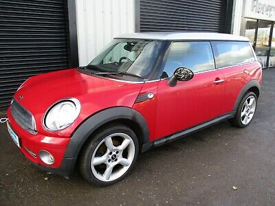 Mini Cooper Warranty >> Mini R55 R56 R57 Cooper One Petrol Starter Motor Genuine Warranty Fitting Ebay