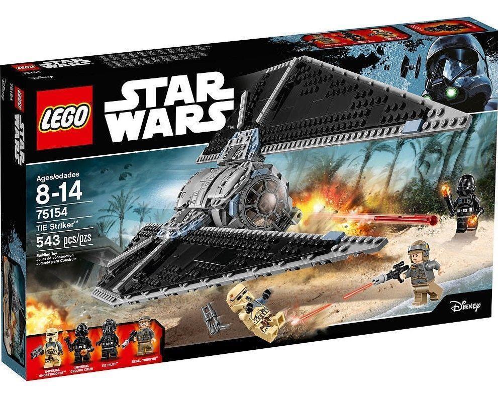 Nuevo en caja como nuevo Lego Star Wars Set 75154 delantero Corbata Rogue en  Descatalogado  Nuevo Sellado