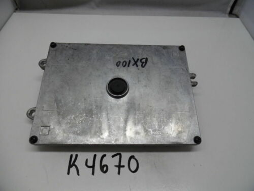 10-11 HONDA CRV CR-V COMPUTER BRAIN ENGINE CONTROL ECU ECM EBX MODULE K4670