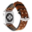 Leather-Strap-For-Apple-Watch-Iwatch-I-Watch-Wrist-Bands-Bracelet-Handmade-Watch thumbnail 1