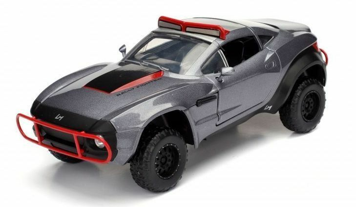 LETTY'S RALLY FIGHTER FAST FAST FAST AND FURIOUS 8   Model Car 1 24 90ef2c