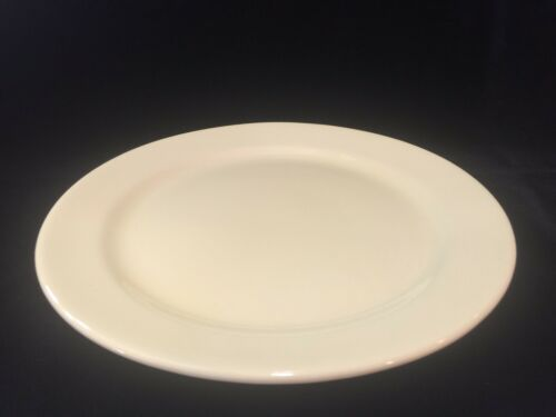 """TS /& T Taylor Smith Taylor Yellow LuRay Pastels 14.25/"""" Chop Plate"""
