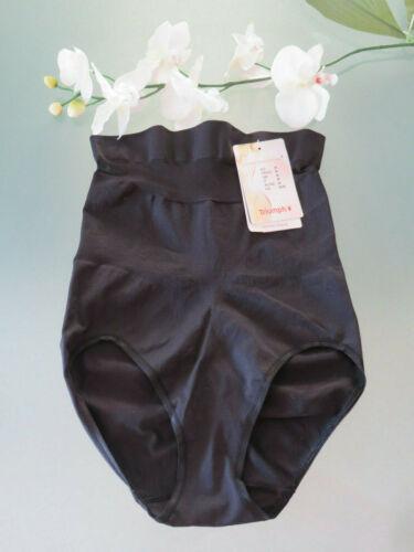Triumph Curvy Sensation Highwaist Panty mit Shaping Effekt schwarz Gr M XL NEU