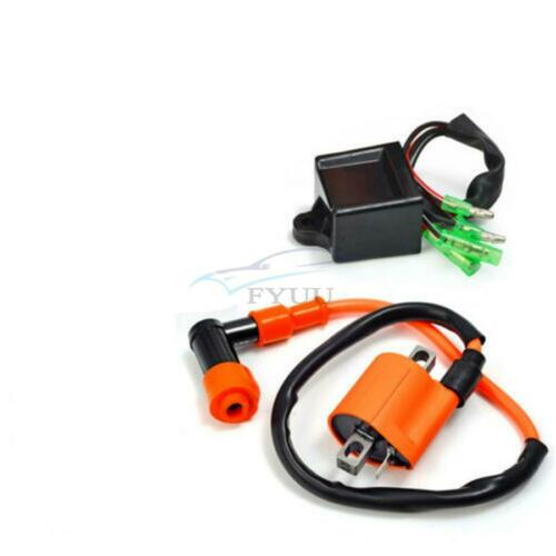 Ignition Coil /& CDI Module Replacement For Yamaha Blaster 200 YFS200 1997-2001