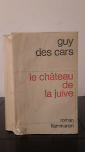 Guy-Las-Cars-El-Castillo-de-La-Judia-1968-Editor-Flammarion