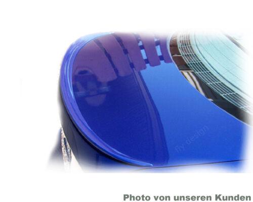 für BMW E60 5er 20042010 schwarz Lackiert heckspoilerlippe spoiler SLIM heck lip