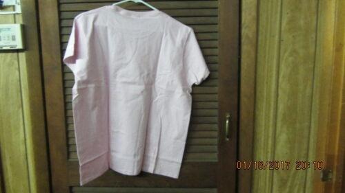 NWT Size XL Kawasaki Womens Jet Ski  Pink Tee Shirt White Logos FREE SHIPPING