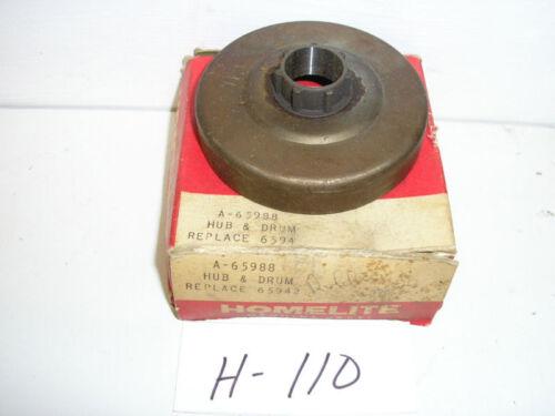 Homelite A 65988 Hub /& Drum XL102  XL103  123