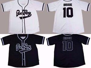 Image is loading Biggie-Smalls-Notorious-B-I-G-Bad-Boy-Movie-Baseball- 8612e7d6d