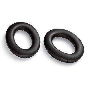 Bose SoundLink around-ear Bluetooth headphones ear cushion kit - Black ...