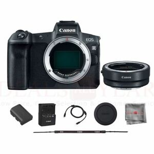 Canon-EOS-R-Mirrorless-Digital-Camera-Body-Only-with-Mount-Adapter-EF-EOS-R