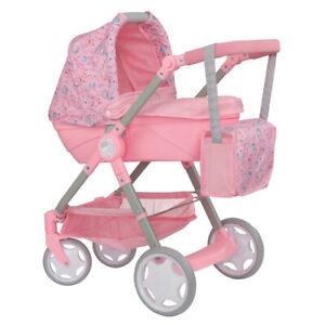 Baby Annabell Roamer Doll Pram Stroller Push Chair w/ Bag ...