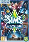 Windows Vista The Sims 3 Showtime PC Mac DVD VideoGames