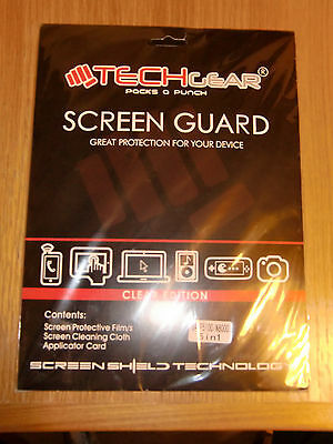 5 pack of CLEAR Screen Protector Guard for Samsung Galaxy Note 10.1 N8000 N8010