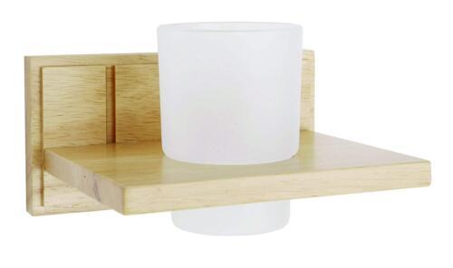 Bamboo Towel Bar//Rail Bamboo Wood Toilet Roll Holder// Bamboo Toothbrush Holder