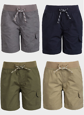 Minoti Baby Boys Toddlers Khaki Twill Combat Trousers 6//12M 12//18M 18//24M 2//3Y