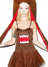 Women Domo 3 Piece Costume Play Dress Size M Last Piece