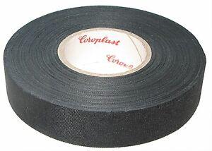 Coroplast-kfz-Gewebeband-8110-19mm-x-25m-Klebeband-Cloth-Tape-bis-90-C-MwSt-neu