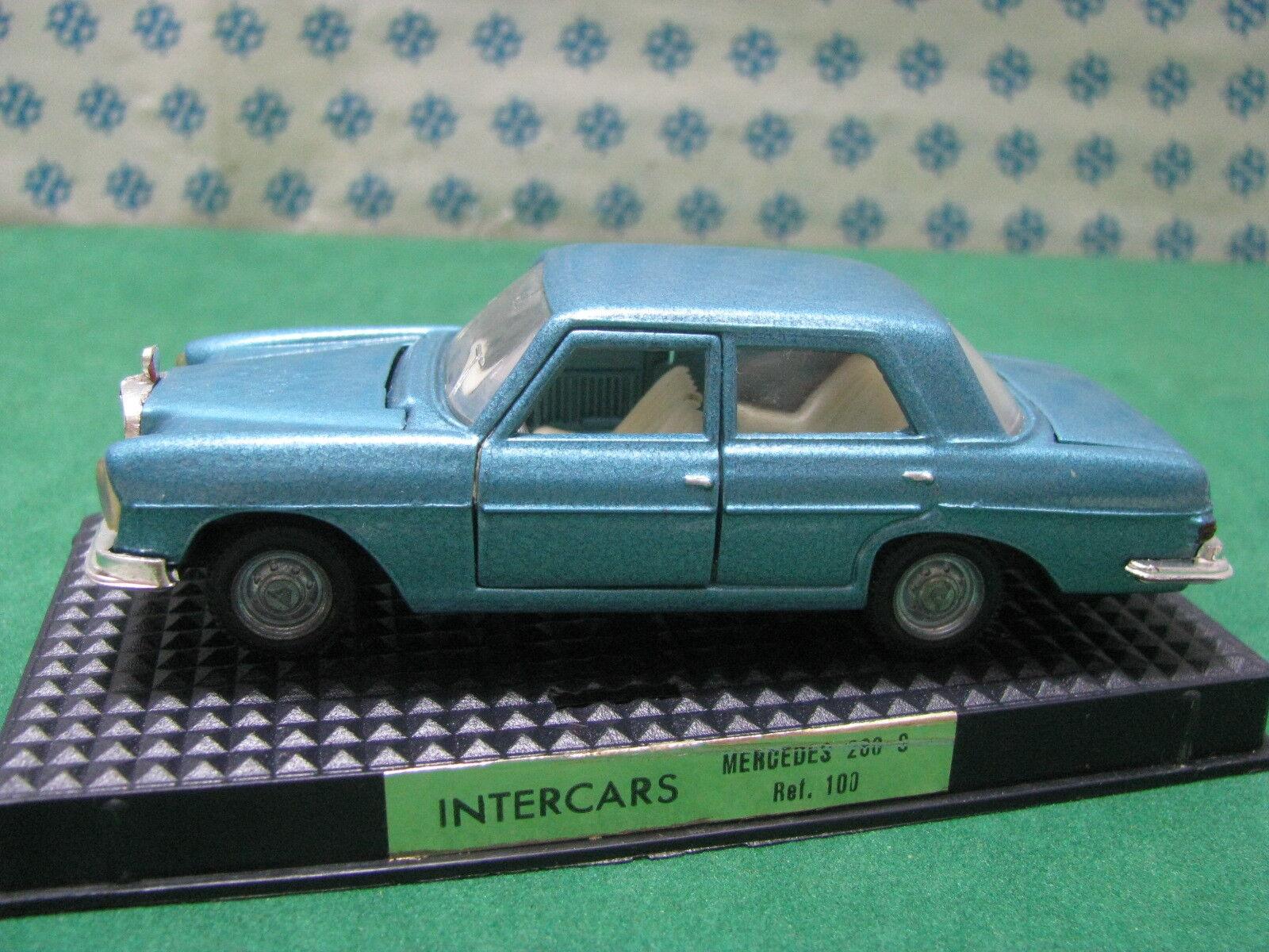 Vintage - Mercedes-Benz 280 S - 1 43 Nacoral S. A.Ref.100