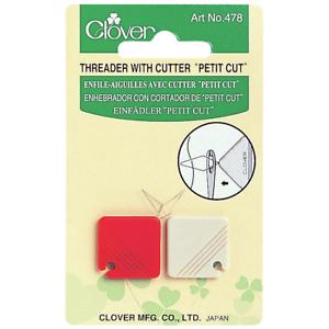 Clover-Petit-Cut-Needle-Threader-with-Cutter-CL478