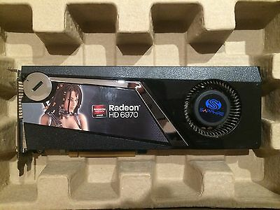 AMD Radeon HD 6970 2G, Boxed with Accessories.