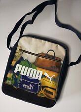 item 8 PUMA CAMPUS Graphic Messenger SPORTS shoulder Bag -PUMA CAMPUS  Graphic Messenger SPORTS shoulder Bag 67efceef97f9a