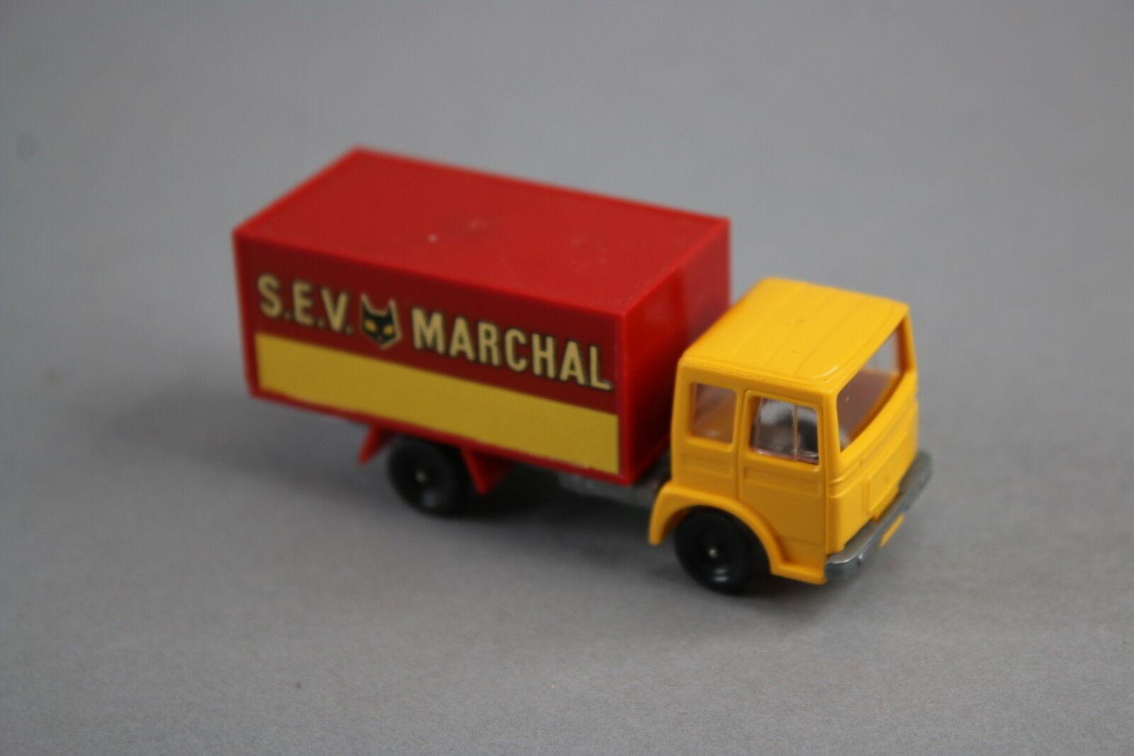 V594 Champion 73mm Rara Camion Camion Camion Saviem Sm 300 Sev Marchal Produzione 1973 685772