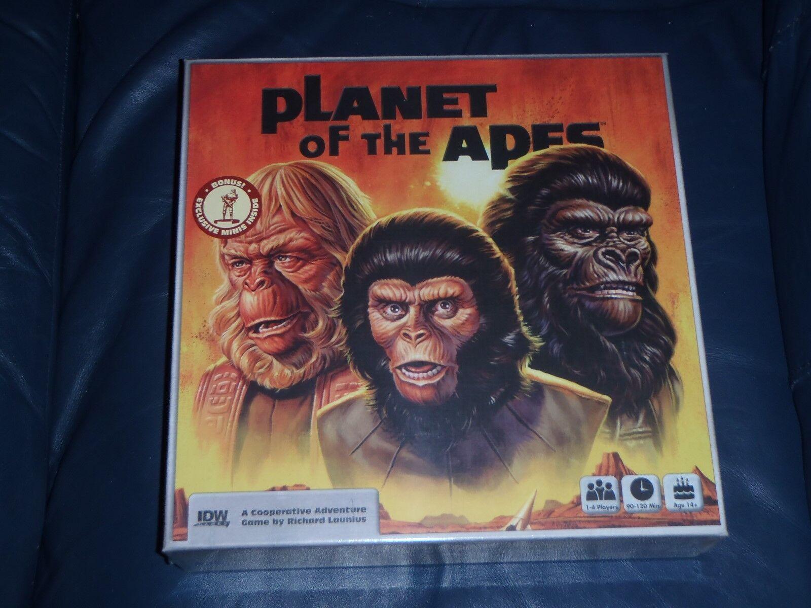 IDW la planète des singes Jeu De Plateau   Neuf + Scellé   à vendre
