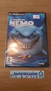 LE-MONDE-DE-NEMO-DISNEY-PIXAR-PC-MAC-CD-ROM-FR-NEUF-SOUS-BLISTER