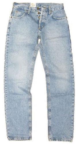 Restbestand zum Sonderpreis L7104457 LEE Jeans SEATTLE W 26 L 32 USED Blau