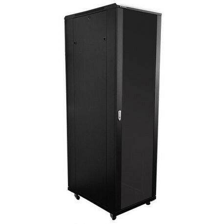 42 U Network cabinet / 42U Server rack with shelves and fans. Brand new. 800mm and 1000mm deep