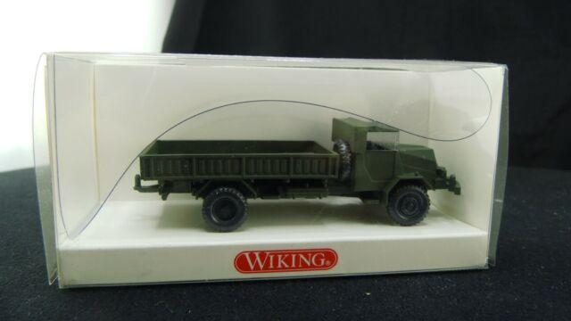 Wiking 6960727 Gelände LKW MAN Bundeswehr H0 1:87 DK 53 Neu in OVP