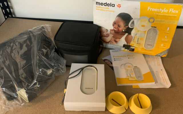 Medela Freestyle Flex Double Electric Breast Pump For Sale Online