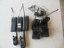 Ritron Amp Motorola Walkie Talkie Radios Misc Lot Used