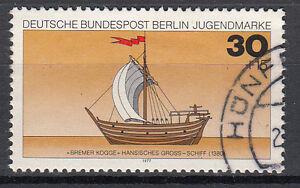 Berlin 1977 Mi. Nr. 544 Gestempelt LUXUS!!! - Beckum, Deutschland - Berlin 1977 Mi. Nr. 544 Gestempelt LUXUS!!! - Beckum, Deutschland