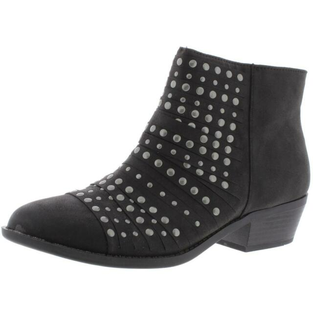 Black Ankle BOOTS Shoes
