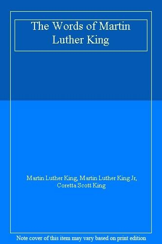 The Words of Martin Luther King By Martin Luther King, Martin L .9780006268116