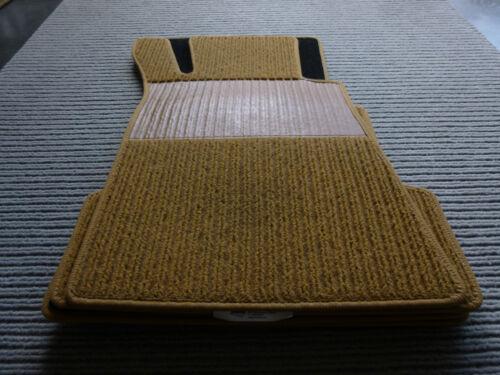 RUTSCHFEST Rips Fußmatten passend für Mercedes Benz R107 SLC C107 Coupe DATTEL