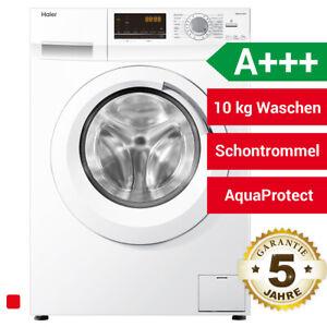 Haier HW100-14636 Waschmaschine Weiß Vollwaschautom