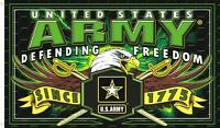 Army Strike Force Freedom 3 X 5 Military Flag Banner 582 Biker United States