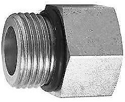 "6405-12-08 Hydraulic Fitting 3//4/"" Male O-Ring Boss X 1//2/"" Female NPT Pipe C3269"