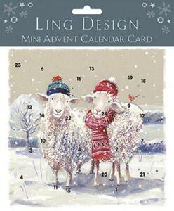 Christmas-Sheep-Advent-Calendar-Christmas-Card-Xmas-Greeting-Cards