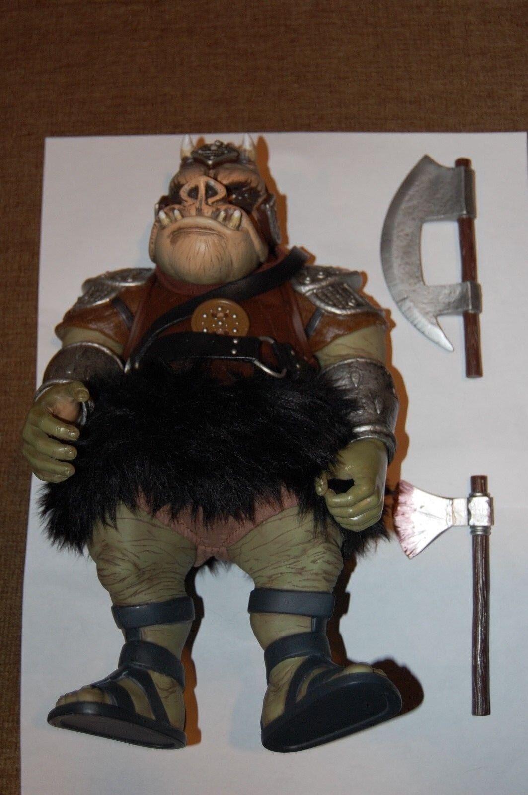 Gamorrean wache 12  - figur - star - wars - kenner 1   6. skala anpassen seite zeigen